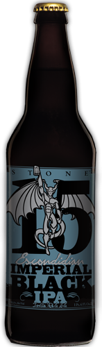 Stone 15: Escondidian Imperial Black IPA